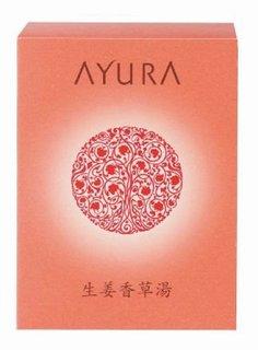 生姜香草湯 25g×10包   アユーラ(AYURA) (787493)