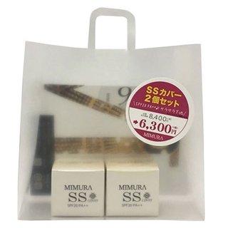 【楽天市場】MIMURA(ミムラ)【限定】スムーススキンカバー 本体20g×2個セット 化粧下地 (787584)