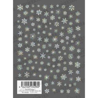 ネイル用シール スタンダードシリーズ 雪の結晶2 | ツメキラ(TSUMEKIRA) (788543)