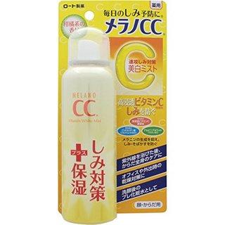 メラノCC 薬用しみ対策 美白ミスト化粧水 (788681)