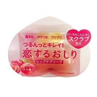 恋するおしり ヒップケアソープ 80g | ペリカン石鹸 (789744)