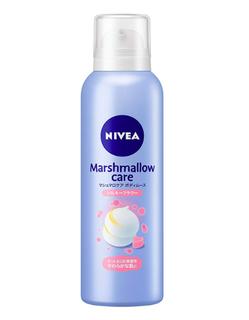 ニベア マシュマロケアボディムース シルキーフラワーの香り (792159)
