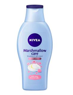 ニベア マシュマロケアボディミルク シルキーフラワーの香り (794762)