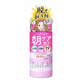 朝用ふき取り化粧水   ズボラボ (796305)