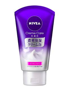 ニベアクリームケア 洗顔料 とてもしっとり (803682)
