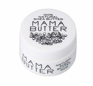 ママバター ナチュラル シアバター フェイス&ボディクリーム (805601)