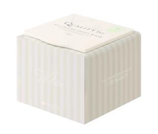 クオリティファースト オールインワンシートマスク ホワイトEX 30枚 BOX (808523)