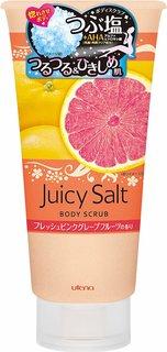 JUCY SALT(ジューシィソルト) ボディスクラブ ピンクグレープフルーツ (810816)