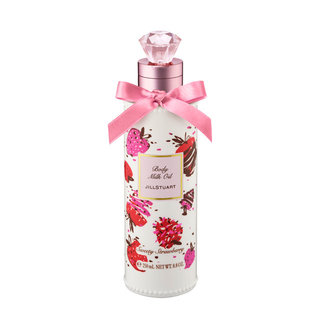 Sweety Strawberry Body milk(ジルスチュアート) (826320)