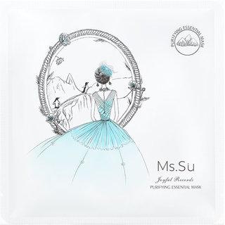 ミス・スー ジョイフルレコード ピュリファイング エッセンシャル マスク (827219)