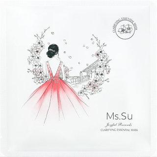 ミス・スー ジョイフルレコード クラリファイング エッセンシャル マスク (827220)