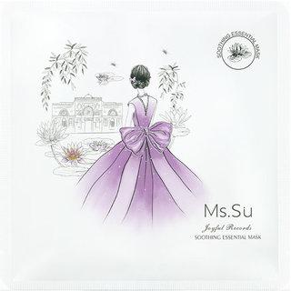 ミス・スー ジョイフルレコード スージング エッセンシャル マスク (827221)