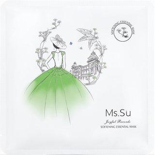 ミス・スー ジョイフルレコード ソフトニング エッセンシャル マスク (827222)