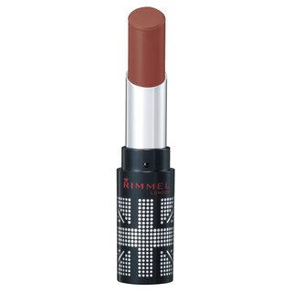 リンメル ラスティングフィニッシュ クリーミィ リップ 【017】とろけるような発色のショコラブラウン (831112)