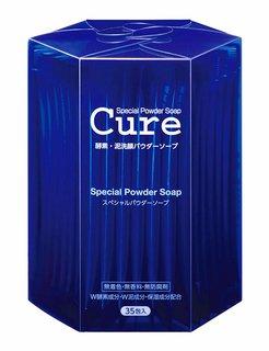スペシャルパウダーソープCure | Cure(キュア) (835507)