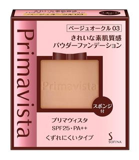 プリマヴィスタ きれいな素肌質感パウダーファンデーション (836122)