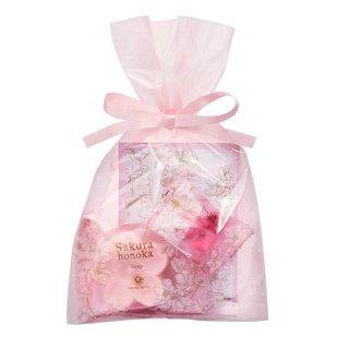 【ハウスオブローゼ】桜ほの香 バスセット  (841664)