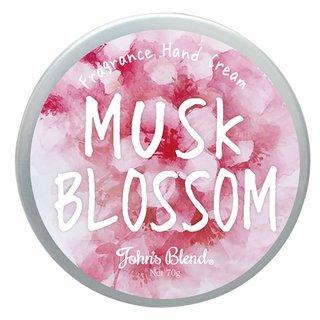 ノルコーポレーション ハンドクリーム JohnsBlend 桜 ムスクブロッサムの香り (846047)