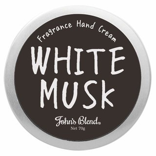 Johns Blend ハンドクリーム 70g ホワイトムスク の香り (846056)