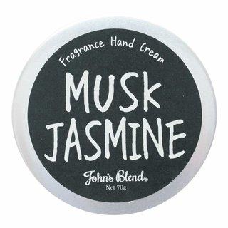 ノルコーポレーション ハンドクリーム JohnsBlend ムスクジャスミンの香り (846058)