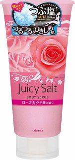 JUCY SALT(ジューシィソルト) ボディスクラブ ローズ (847708)
