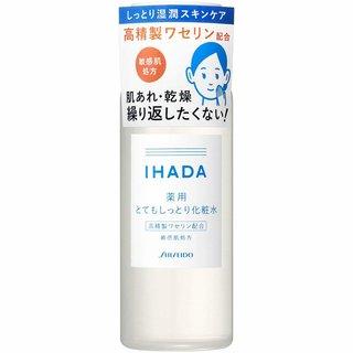 イハダ 薬用ローション とてもしっとり化粧水 高精製ワセリン配合 180ml(医薬部外品) (847952)