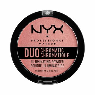NYX(ニックス) デュオクロマティック イルミネイティング パウダー 03 カラークラッシュド ブルーム (848814)