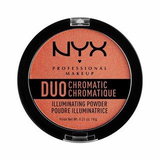 NYX(ニックス) デュオクロマティック イルミネイティング パウダー 05 カラーシンセティカ (848816)