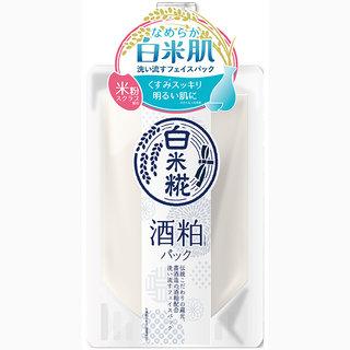 白米糀 酒粕フェイスパック (862238)