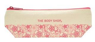「サクラチャリティ ブラシケース」THE BODY SHOP (862275)