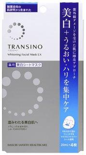 トランシーノ薬用ホワイトニングフェイシャルマスクEX (871127)