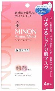 ぷるぷるしっとり肌マスク | ミノン (874977)