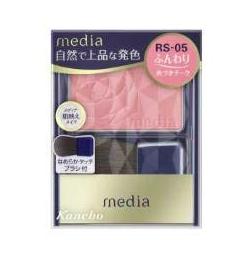 メディア ブライトアップチークN (891323)