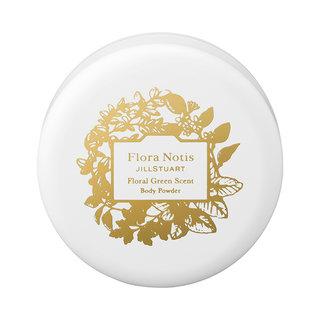 「フローラルグリーン ボディパウダー」フローラ ノーティス (893219)
