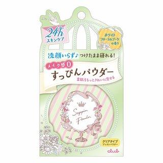 クラブ すっぴんパウダー ホワイトフローラルブーケの香り (894712)
