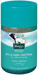クナイプ バスソルト スーパーミントの香り (900132)