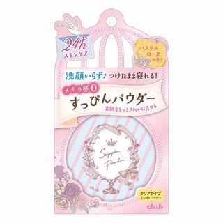 クラブ すっぴんパウダー パステルローズの香り (904386)