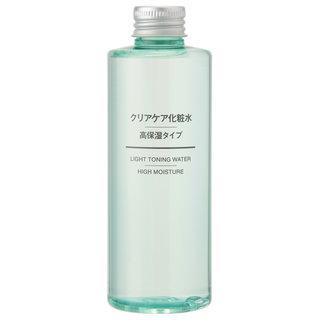 無印良品 クリアケア化粧水 高保湿タイプ (908830)
