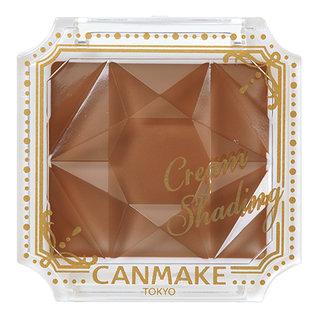 【限定】キャンメイク クリームシェーディング 02 ハニーブラウン キャンメイク(CANMAKE)の通販【チョモット・ボーテ】 (909825)