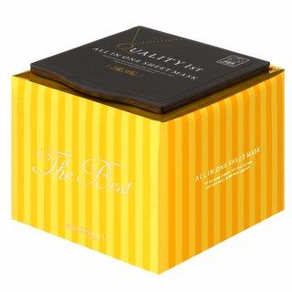 オールインワンシートマスク ザ・ベストEX (30枚) BOX | クオリティファースト (917443)