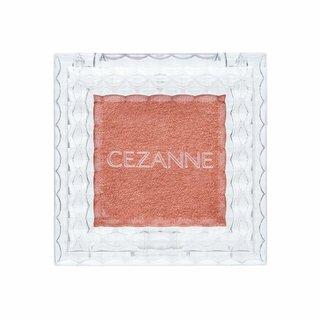 セザンヌ シングルカラーアイシャドウ 06 オレンジブラウン (924928)