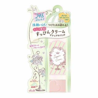 クラブ すっぴんクリーム ホワイトフローラルブーケの香り (930402)