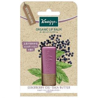クナイプ リップバーム エルダーベリーの香り (930814)