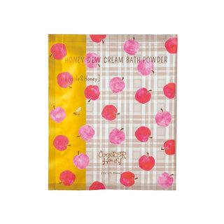とろとろふんわりクリームバス 林檎はちみつ | VECUA Honey (936387)