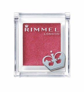 Rimmel (リンメル) リンメル プリズム パウダーアイカラー 024 ウォームレッド (939187)