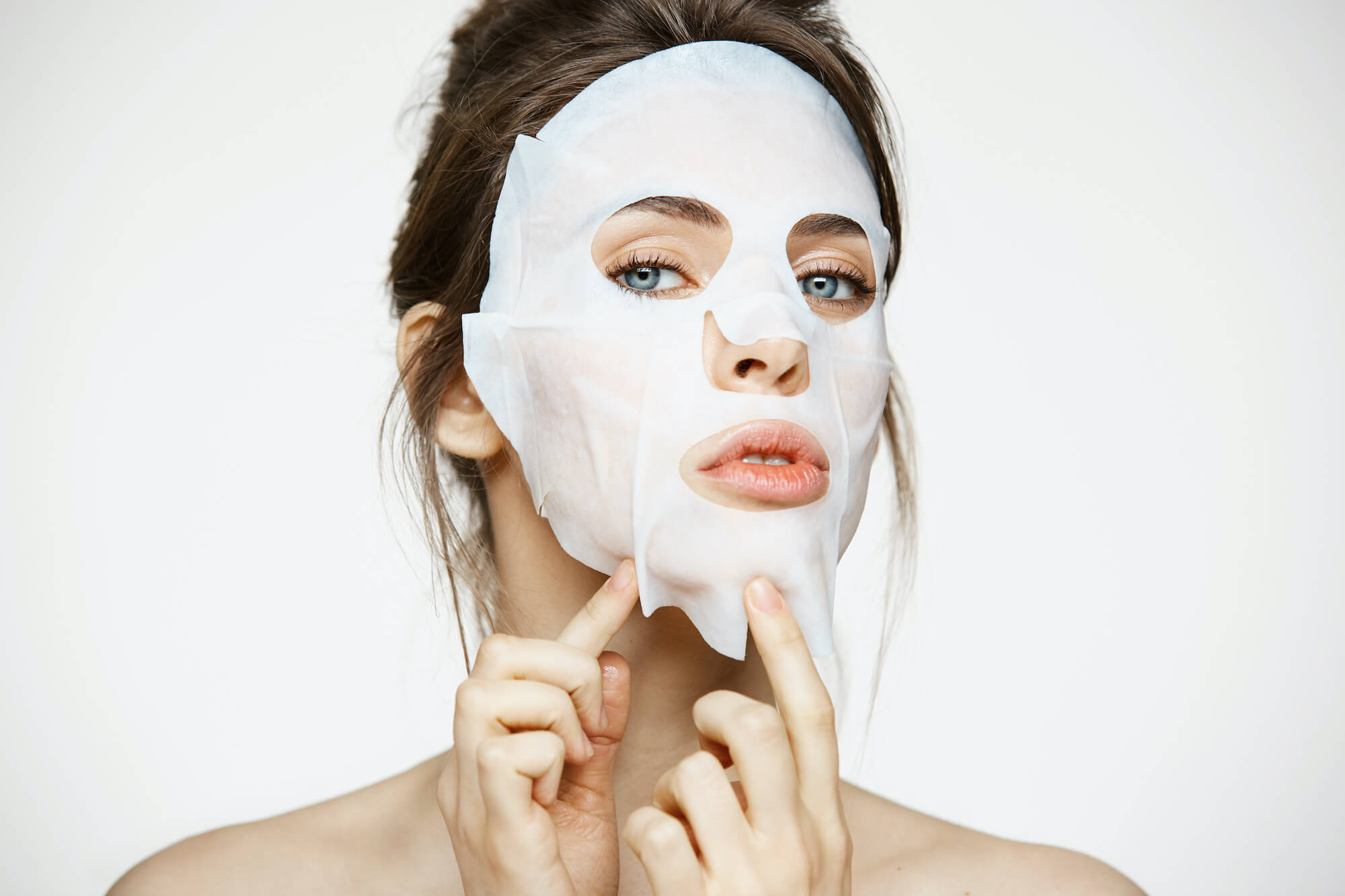 40代の肌に「シートマスク」で集中ケア。おすすめの使い方を解説