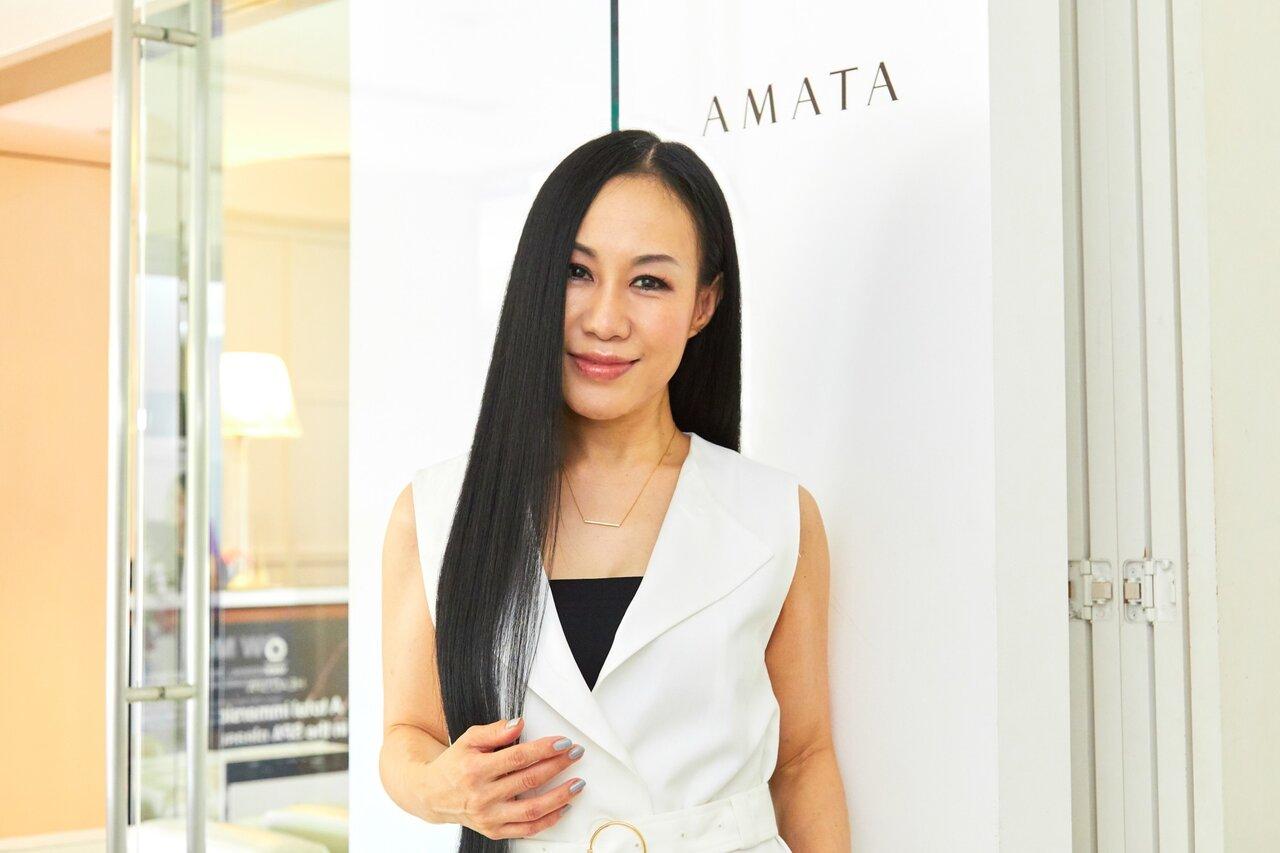 AMATA・美香さんが指南!頭皮・髪ダメージを改善して美髪をキープする正しいヘアケア