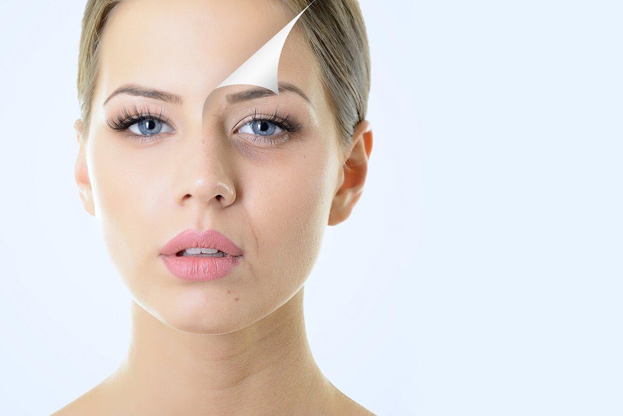 【皮膚科医が解説】テカるのに乾燥…インナードライ肌とは?ファンデーション選びや使い方のコツも