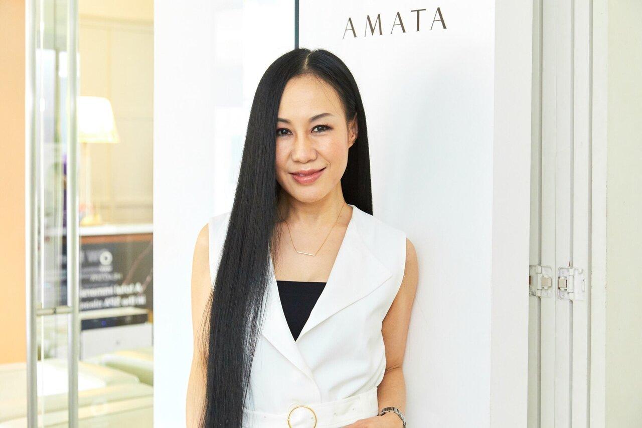 美香/「AMATA」オーナー・毛髪診断士®・ビューティ・プロデューサー