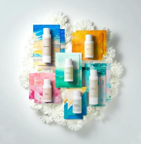 メゾンレクシアのさまざまな香水